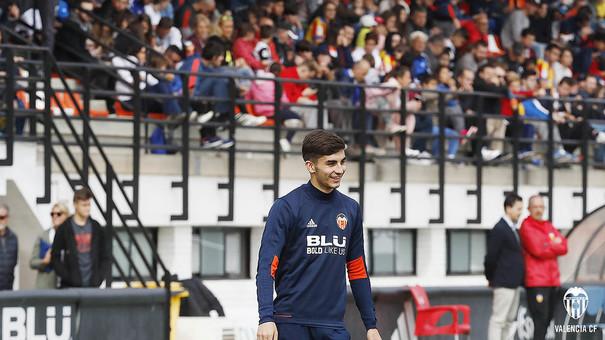 El VCF entrenarà demà a porta oberta en Mestalla