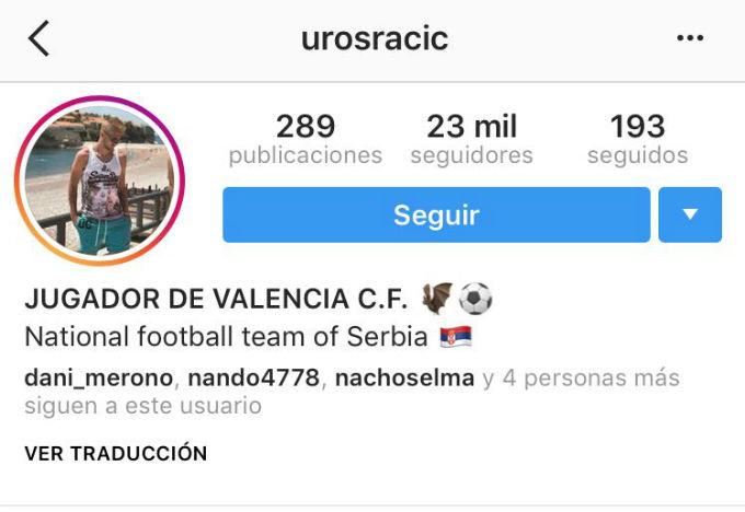 Racic anuncia el seu fitxatge pel VCF