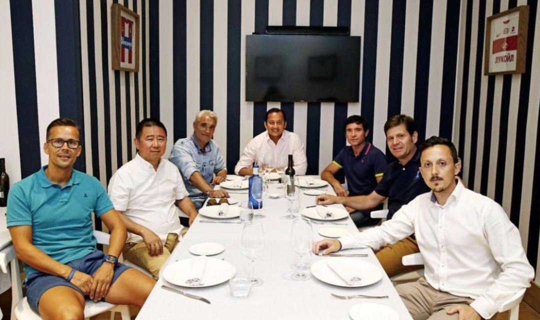 La cúpula valencianista es retroba dinant