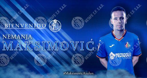 OFICIAL: Maksimovic ja és del Getafe