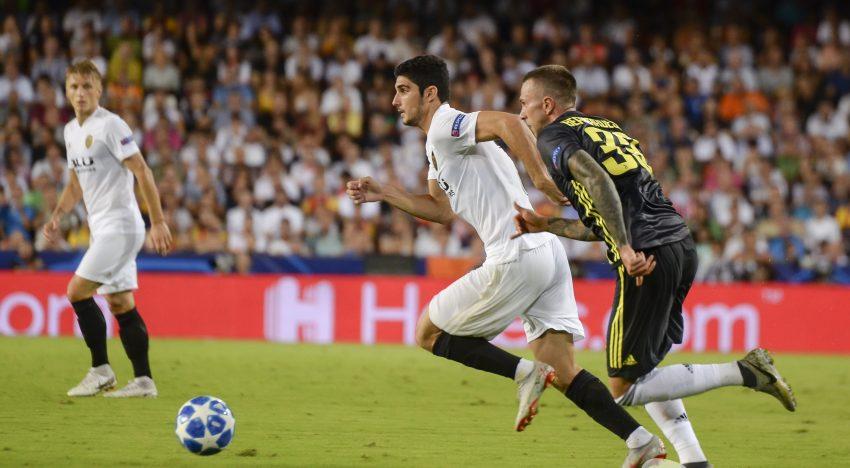 La Champions no canvia la cara del València (0-2)