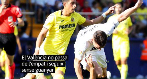 PORTADA Villarreal 0-0 VCF
