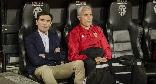 "Marcelino: ""Si Kondogbia i Coquelin hagueren estat, Parejo haguera rotat"""