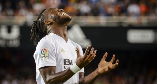 El València CF es planteja la continuïtat de Batshuayi