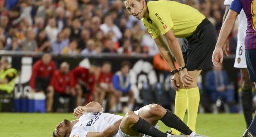 Les lesions, el pitjor rival del València