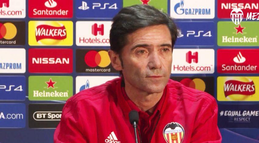 """Marcelino: """"La forma de tornar a ser gran a Europa és competir en estos partits"""""""
