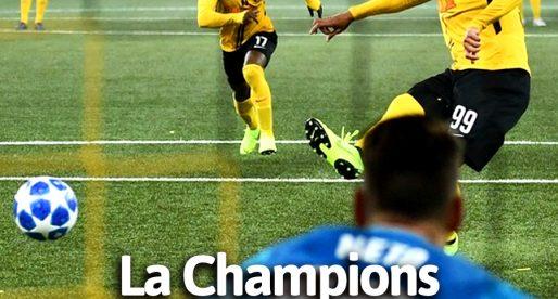 PORTADA Young Boys 1-1 VCF