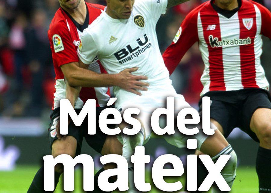 PORTADA Athletic 0-0 VCF