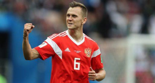 Cheryshev seguix en ratxa amb la selecció