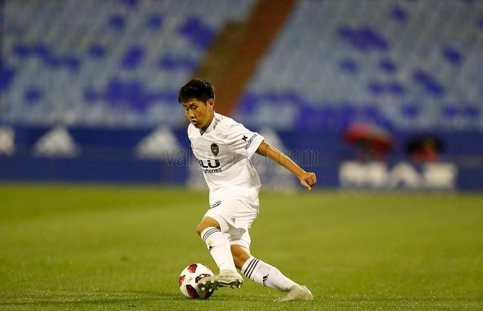 El València CF estudia el futur de Kang In