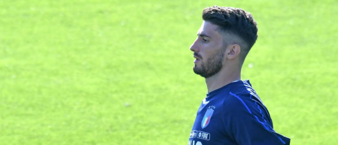 Piccini debuta amb Itàlia