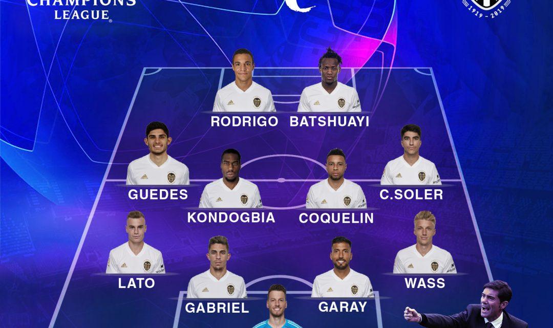 PRÈVIA: El València CF necessita guanyar al Young Boys per a seguir viu