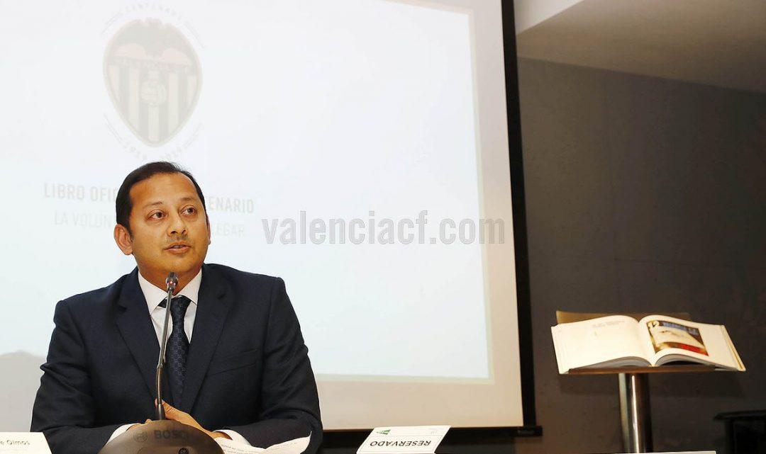 El València CF convoca una reunió extraordinària