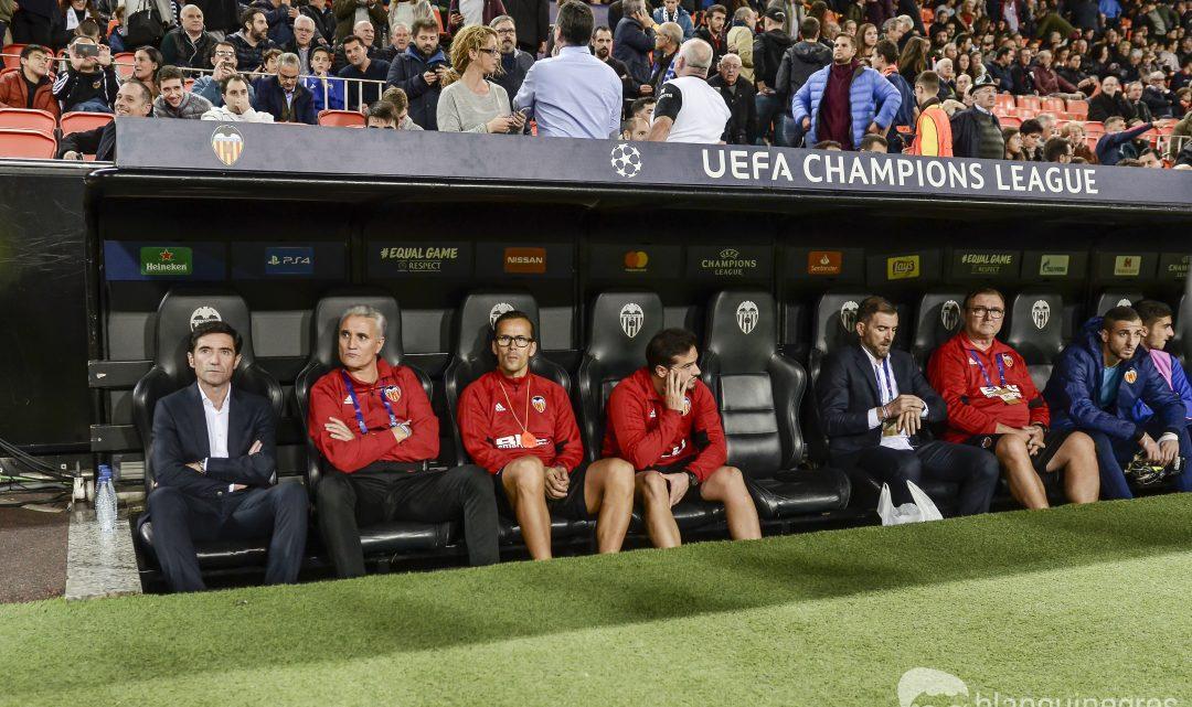 Marcelino assaboreix la victòria a Europa amb el mateix onze de la Lliga