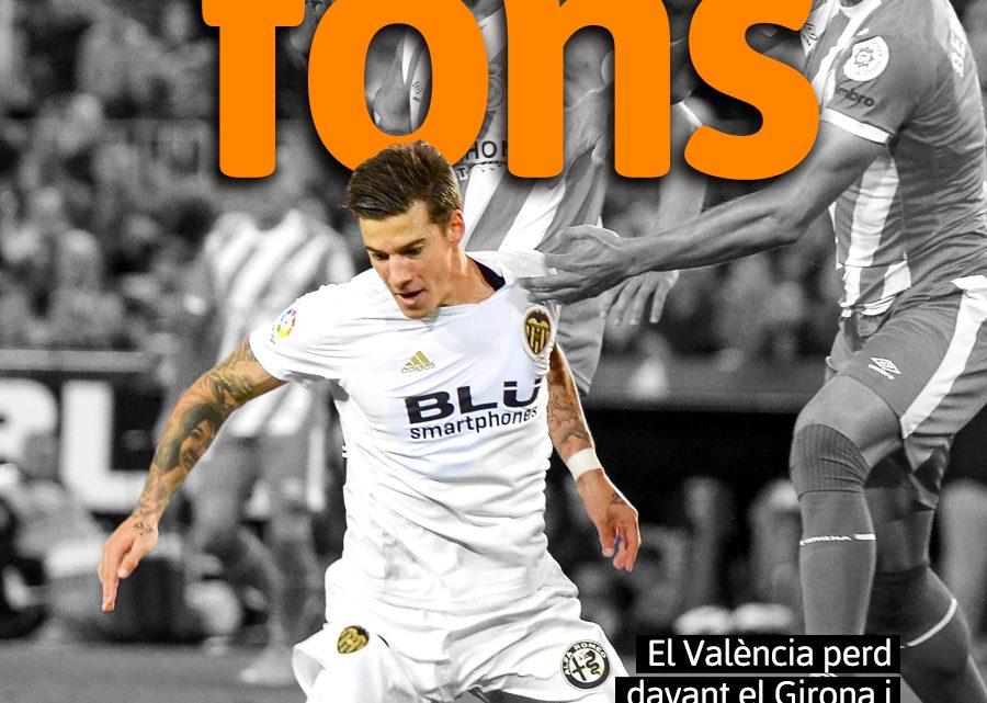 PORTADA VCF 0-1 Girona