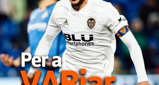 PORTADA Getafe 0-1 VCF