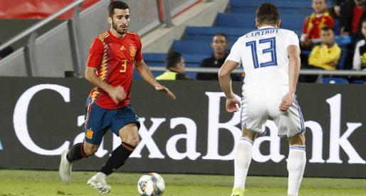 Gayà tornarà a València pel seu fort colp al cap
