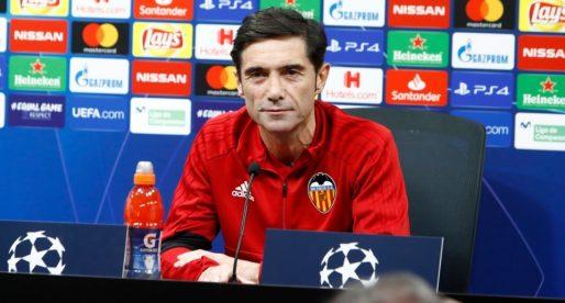 """Marcelino: """"Hi ha equips molt importants en la UEFA i és una competició molt bonica"""""""