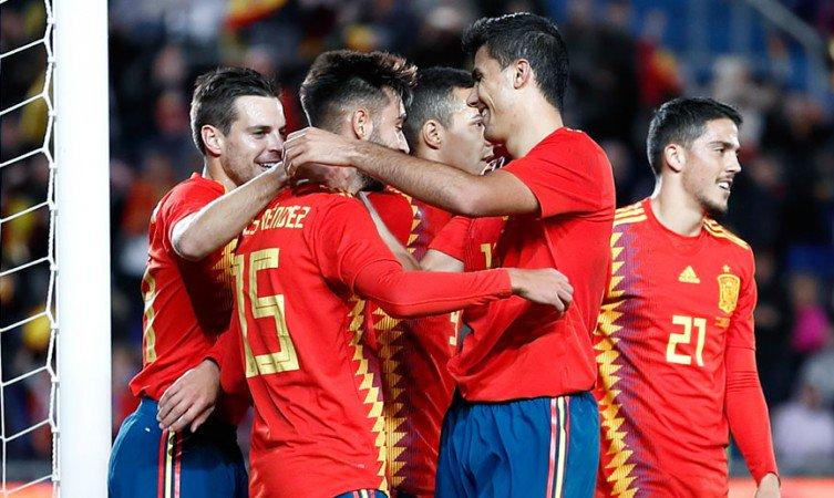 La selecció es vacunarà abans de començar l'Eurocopa