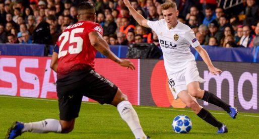 CRÒNICA (2-1): El València CF s'acomiada de la Champions guanyant al Manchester United a Mestalla