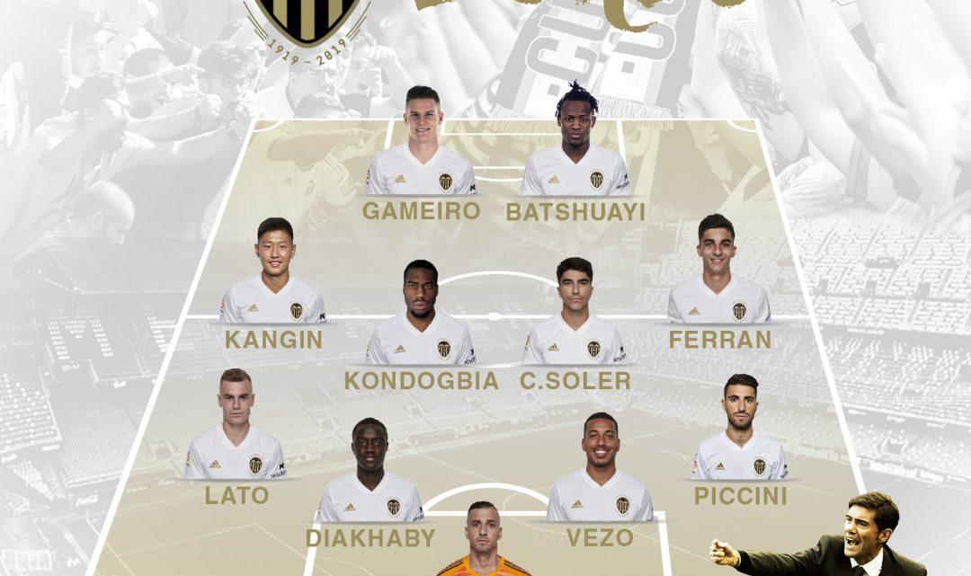 PRÈVIA: El València CF rep a l'Ebro en Copa del Rei amb un resultat favorable