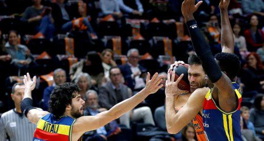 València Basket salva els mobles en un tercer quart per a enmarcar