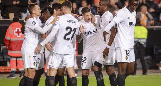 El Valencia CF serà cap de sèrie en el sorteig d'1/16 de final de l'Europa League