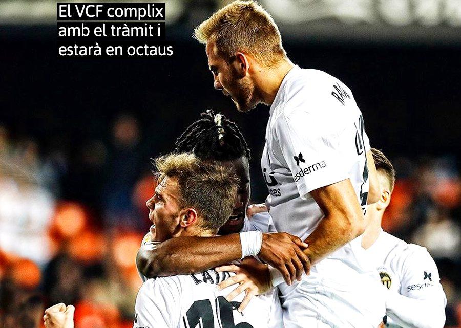 PORTADA VCF 1-0 Ebro