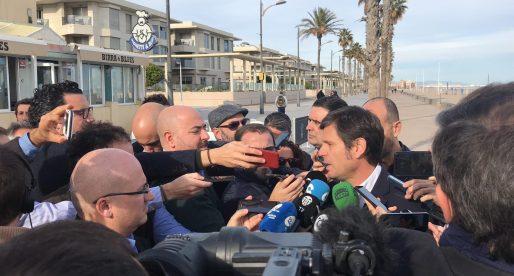 Mateu Alemany garanteix el futur de Marcelino en la banqueta valencianista