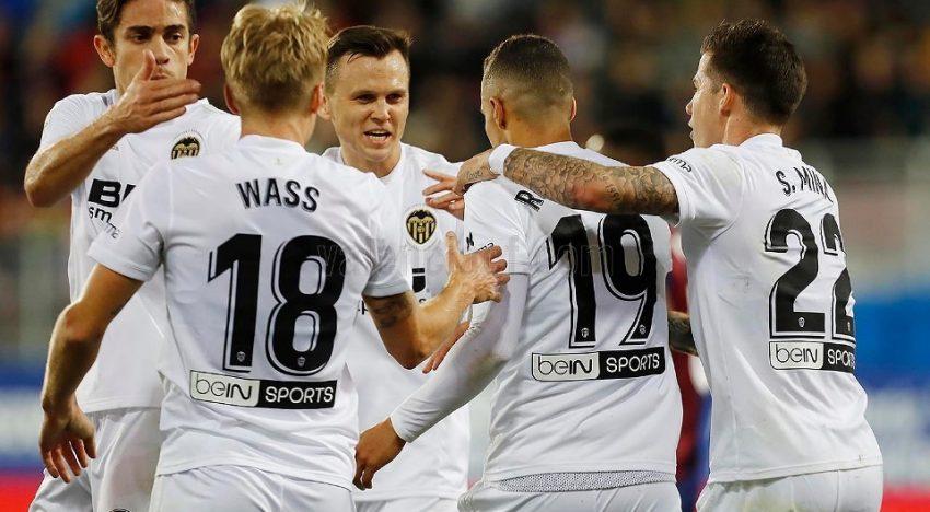 El Valencia CF fa mèrits per a sumar més que un punt en la seua visita a la SD EIbar (1-1)