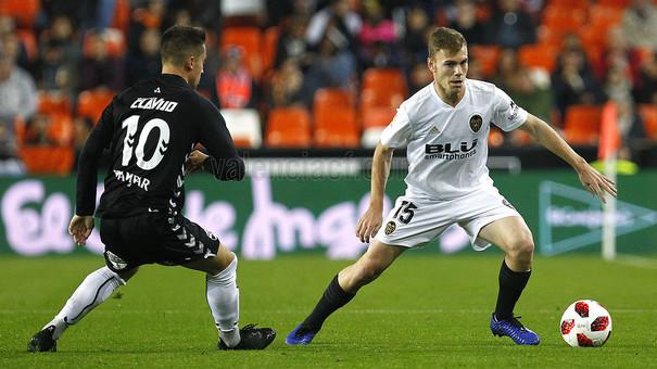 El Valencia CF coneixerà al seu pròxim rival en la Copa el 13 de desembre