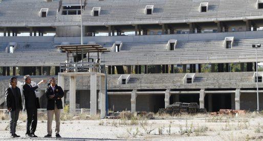 El VCF consulta sobre el nou estadi a un gegant japonés en enginyeria civil