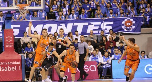 València Basket obri la segona volta amb la visita de San Pablo Burgos