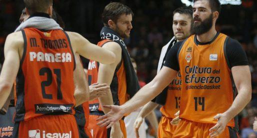 València Basket busca certificar el seu bitllet per a la Copa