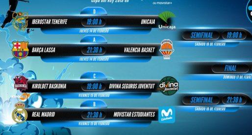 El FCB Lassa, rival de València Basket als quarts de la Copa
