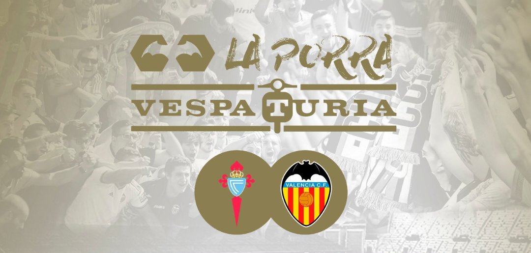 Guanyador Porra Vespaturia Celta de Vigo – València CF