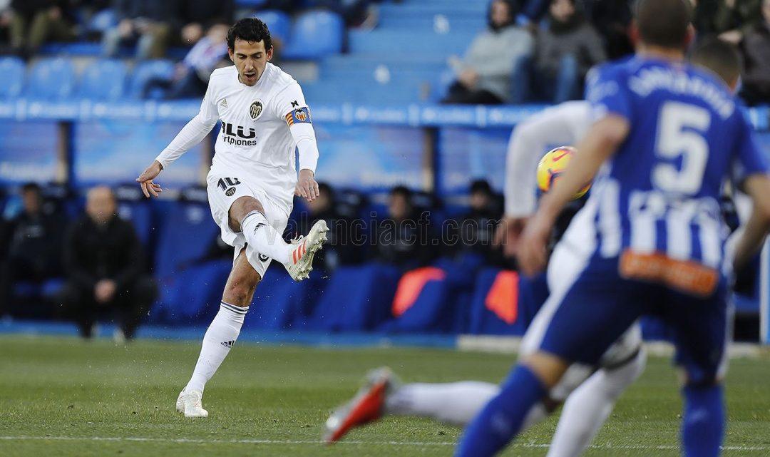 CRÒNIA: El València CF perd 2-1 a Mendizorroza tot i avançar-se en el marcador