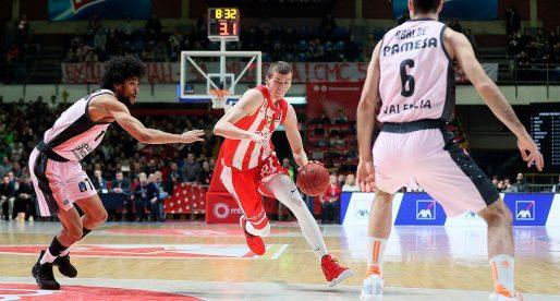 València Basket assalta la Sala Pionir i aconseguix accedir als quarts de final