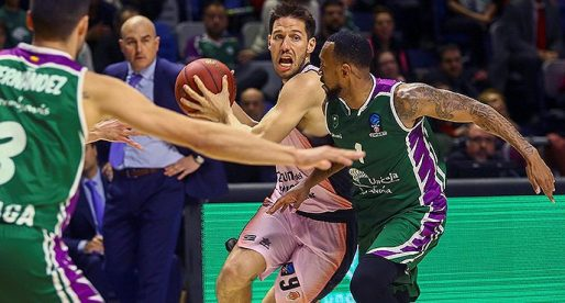 València Basket conquesta Màlaga i serà primer de grup