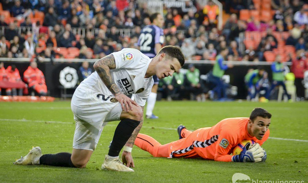 Fotogaleria: València CF – Real Valladolid CF