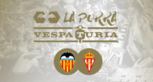 Guanyador Porra Vespaturia València CF – Sporting