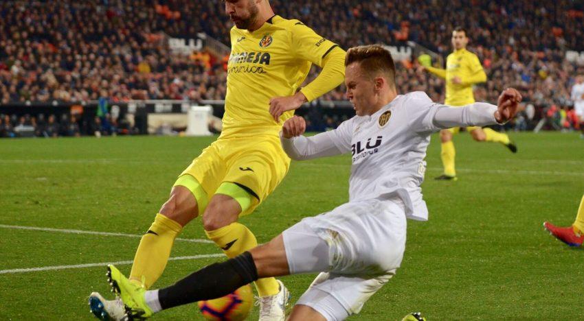 CRÒNICA: El València CF guanya còmodament el derbi davant el Villarreal (3-0)