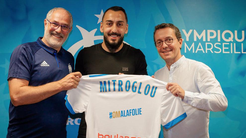Mitroglou, oferit al València CF