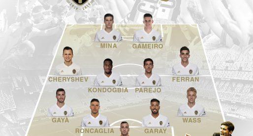 PRÈVIA: El València CF sols pensa en guanyar a l'Espanyol per a seguir mirant cap amunt