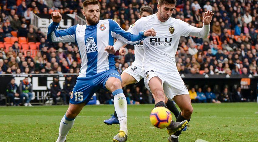 CRÒNICA: El València CF deixa escapar dos punts després d'empatar a Mestalla davant l'Espanyol
