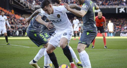 CRÒNICA: El València CF i la Reial Societat es repartixen els punts a Mestalla (0-0)