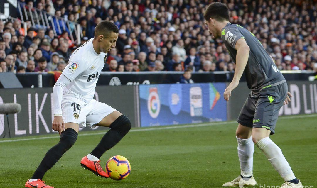 """Rodrigo: """"Estic molt feliç a València"""""""