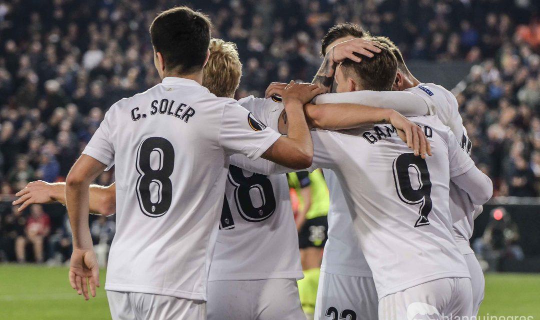 Fotogaleria: València CF – Celtic FC
