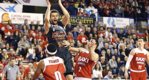 El desencert des del triple trenca la ratxa de València Basket