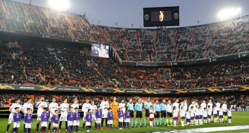 El VCF coneixerà hui al seu rival en vuitens de la UEFA Europa League